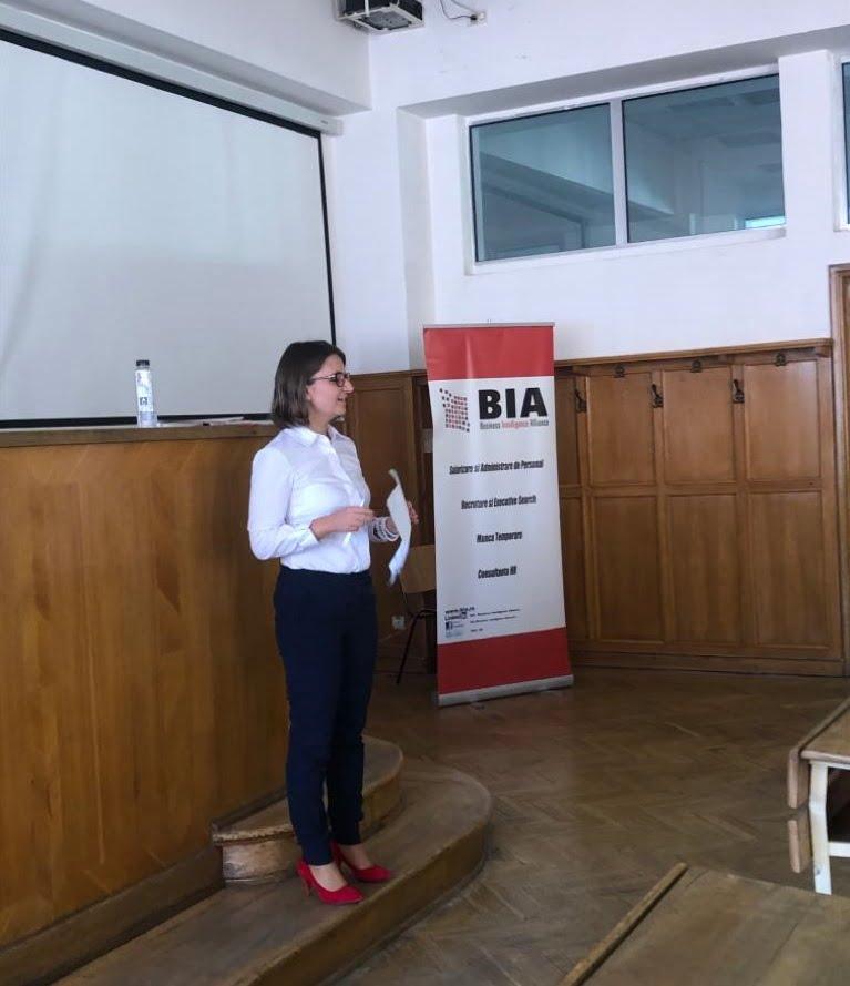 Cristina Scarlatescu, consultant BIA HR