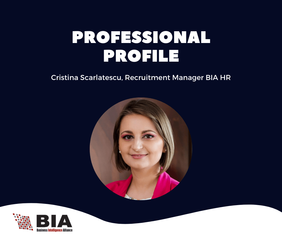 BIA HR professional profile