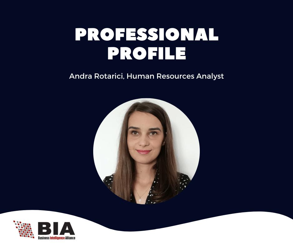 BIA HR PROFESSIONAL PROFILE