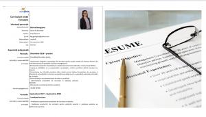 CV Georgiana Mirica Senior HR Consultant BIA HR